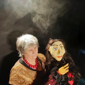 Muriel Camus & Maria Casarès