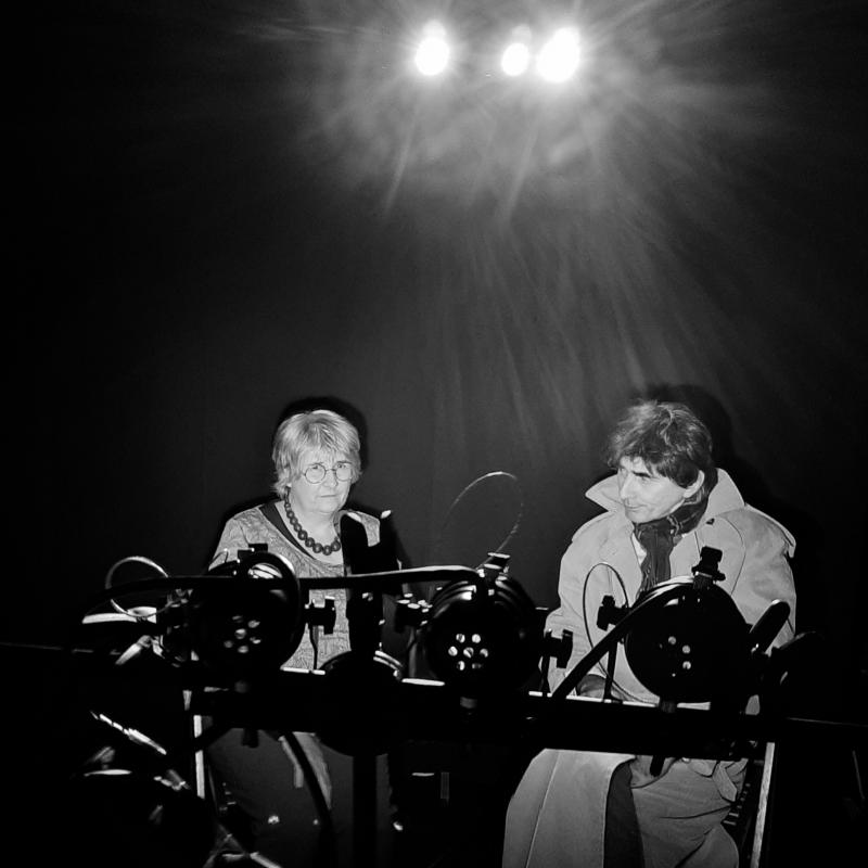 Jacqueline Chandelle & Albert Camus